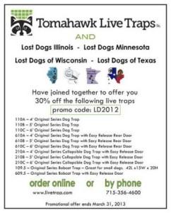 live traps